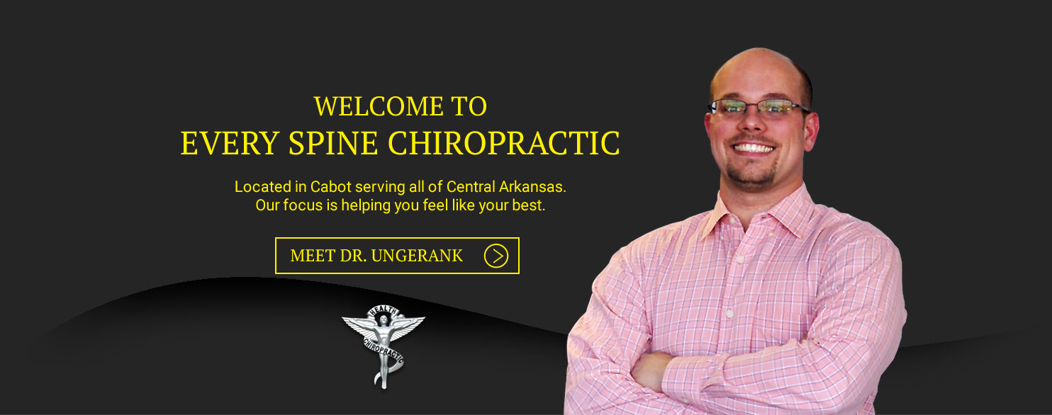 Dr. Jeremy Ungerank at Every Spine Chiropractic
